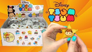 Disney Tsum Tsums Series 3 Mystery Stack Packs!