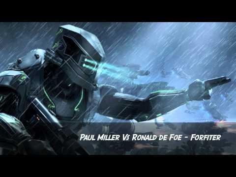 Forfiter (Original Mix)- Paul Miller Vs Ronald de Foe [HD]