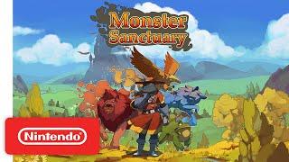 Monster Sanctuary - Announcement Trailer - Nintendo Switch