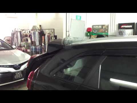KIA Niro👉2016 Installed Electronic Tailgate Lift N Vaccum Lock