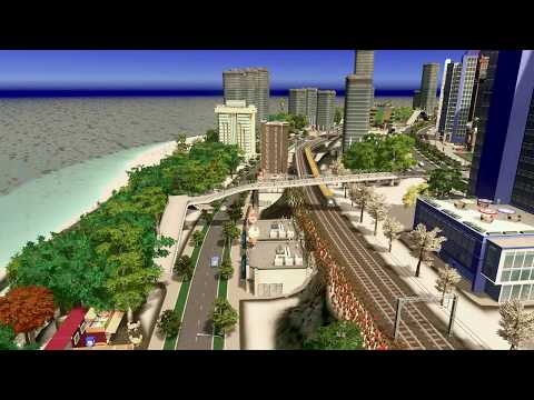Cities Skylines OST - Shores of Mars[Mars Radio Music]