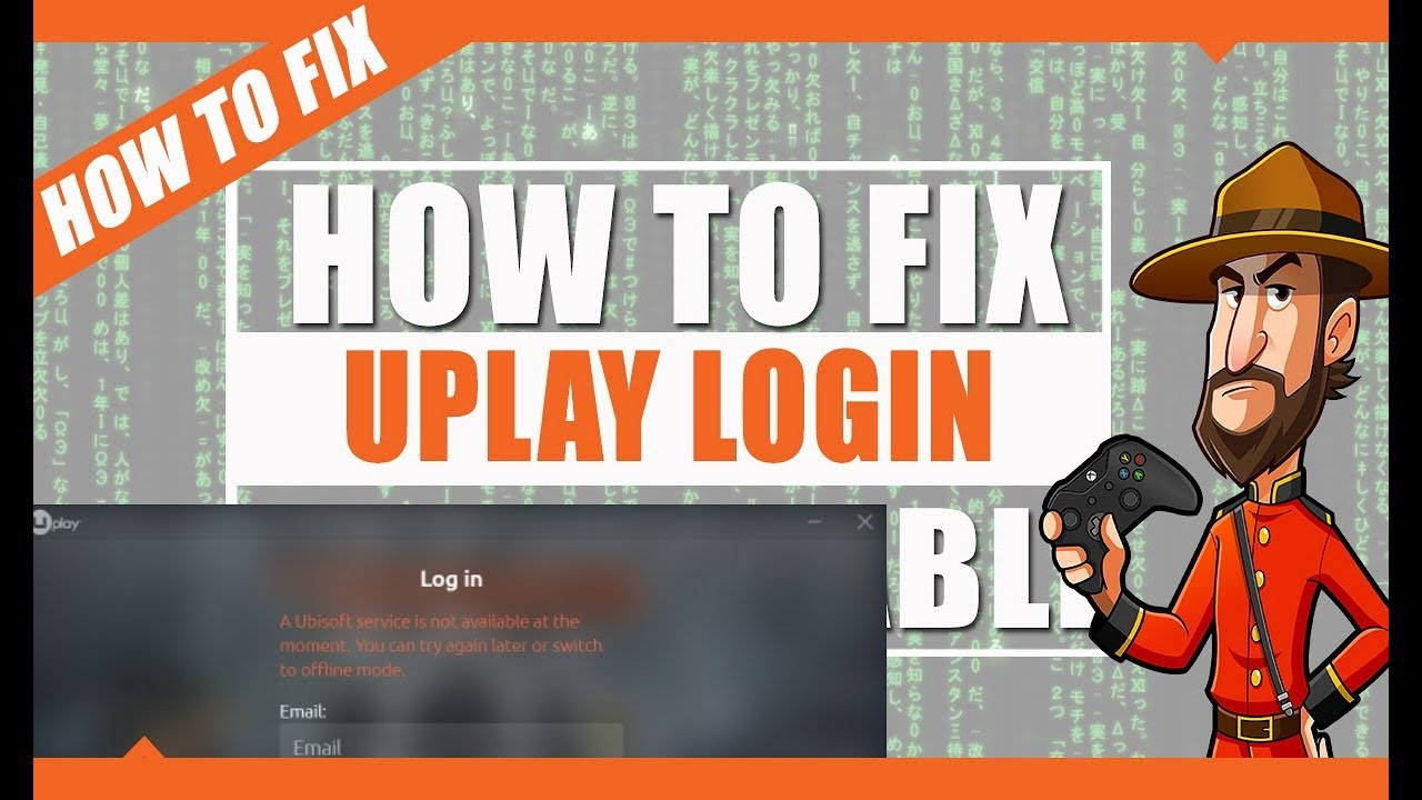 How to Fix The Division/ UPLAY / Ubisoft Service is Unavailable at the  Moment