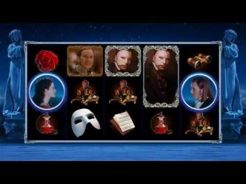 Phantom of Opera Free Slot Demo