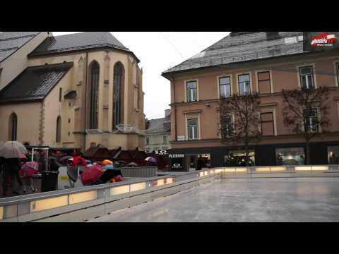 Центр города Филлах.Villach Austria
