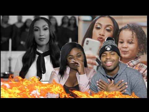 THIS SONG IS AMAZING ❤️| Queen Naija - Mama's Hand | REACTION!!!