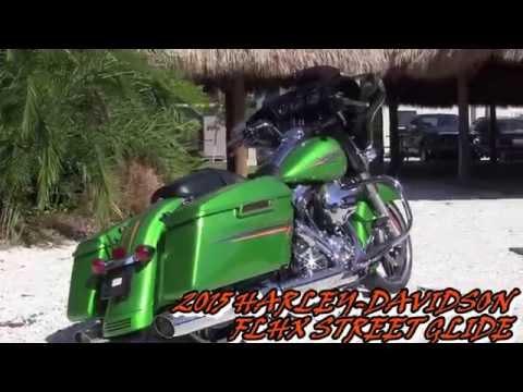 Download 2015 Harley Davidson Street Glide Radioactive Green