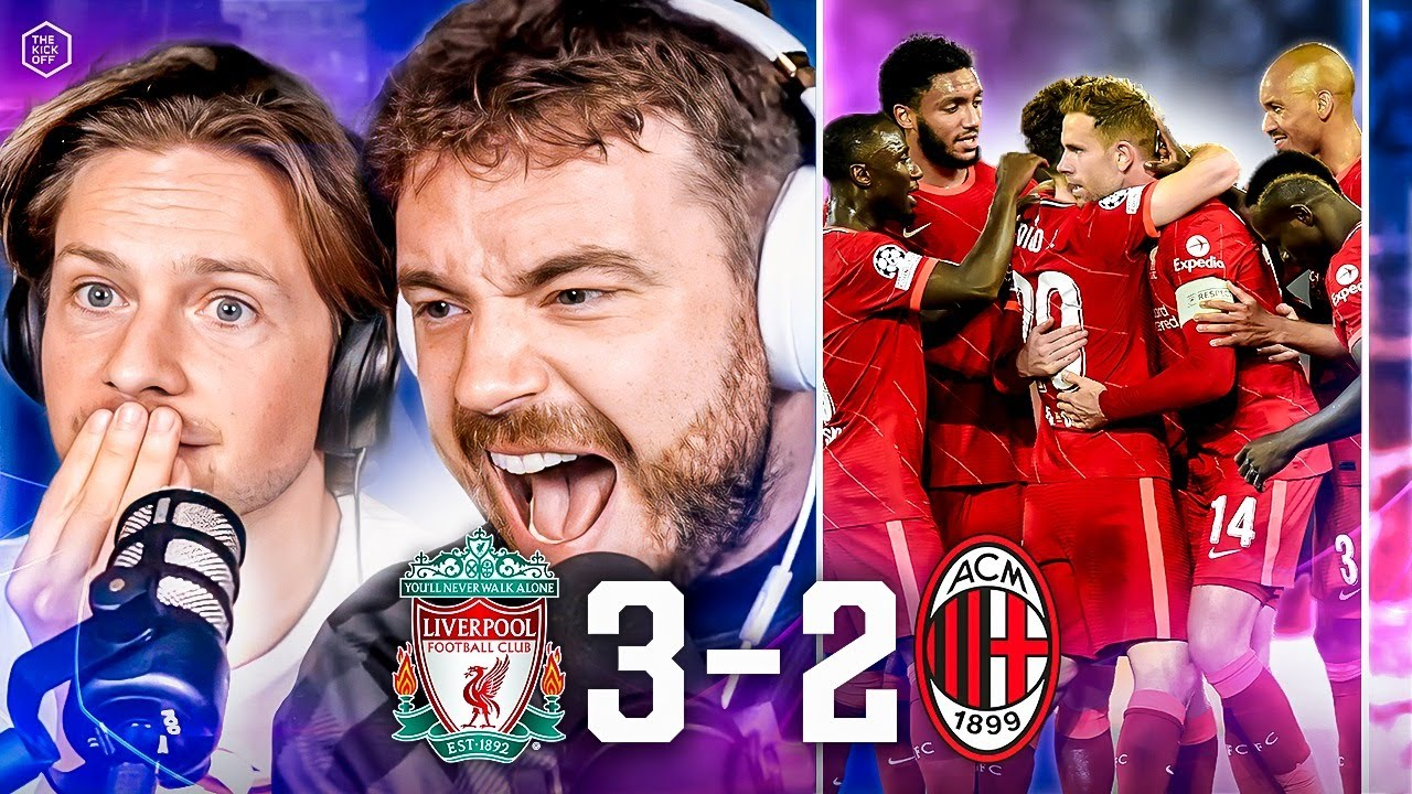 Download Liverpool Perform ANOTHER Comeback vs Milan! | Liverpool 3-2 AC Milan