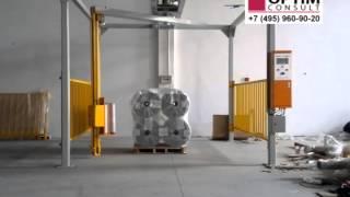Оборудование для упаковки паллетов в стрэйч пленку(Самые выгодные цены на упаковочное оборудование из Китая от Optim Consult (Оптим Консалт). Лучшие цены от самых..., 2014-08-12T03:27:26.000Z)