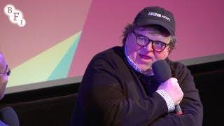 Screen Talk - Michael Moore | BFI London Film Festival 2018