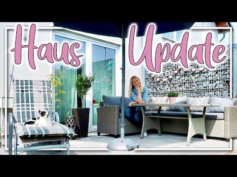 HAUS UPDATE: Neue Terrassen Möbel & Ankleidezimmer umräumen - TheBeauty2go