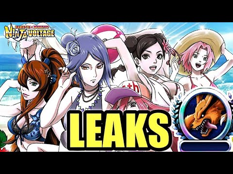 Naruto X Boruto Ninja Voltage(nxb Nv)|Leaks And Speculations (2021)
