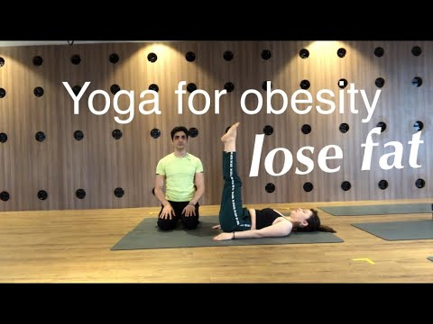 yoga for obesity / weight lose yoga with master ajay verma