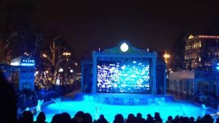 Щелкунчик. Ледовое шоу на Пушкинской. 5 января 2015 года