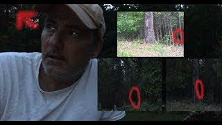 Mysterious Bigfoot Sasquatch Creature Seen And Or Heard On Video Ten Times In One Week