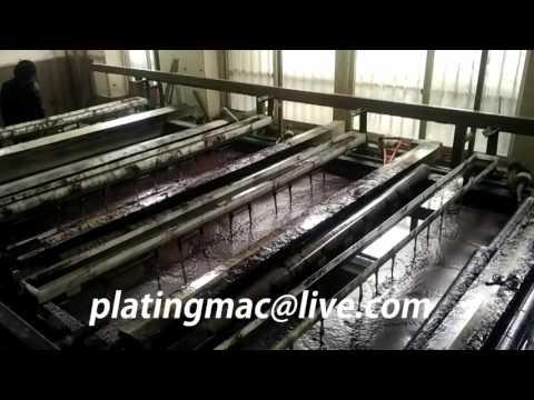 Stainless Steel Electro Polishing Machine
