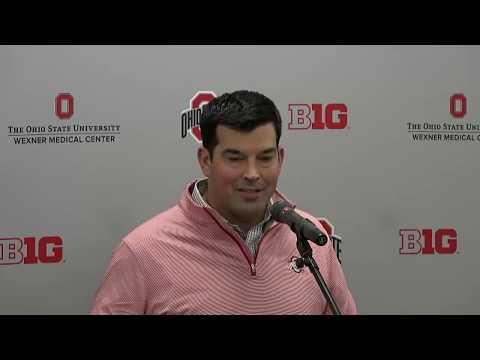 Ohio State coach Ryan Day updates busy offseason