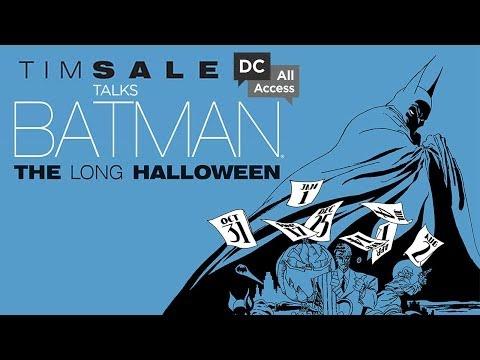 Tim Sale Talks Batman: The Long Halloween - DCAA