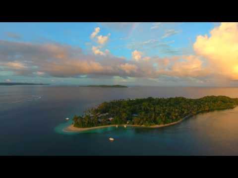 Resort Latitude Zero - Sufing Holiday in the Telo Islands
