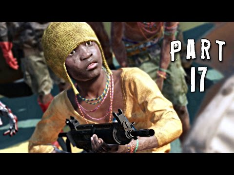 Metal Gear Solid 5 Phantom Pain Walkthrough Gameplay Part 17 - Prisoners (MGS5)