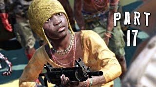 Metal Gear Solid 5 Phantom Pain Walkthrough Gameplay Part 17 - Prisoners (MGS5)