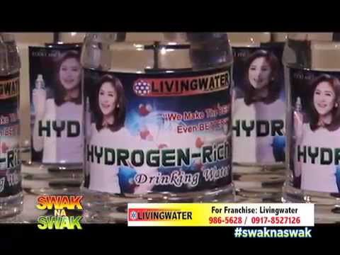 LIVINGWATER JULY 2015 SEGMENT AT ABS CBN KABUHAYANG SWAK NA SWAK
