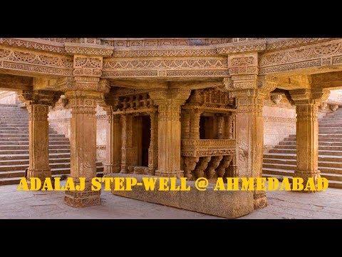 Adalaj Step-well, Ahmedabad