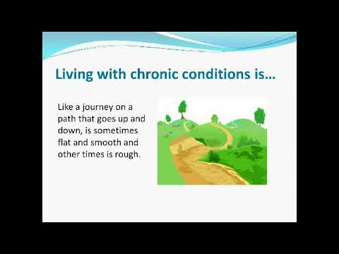 Living a Healthy Life with Chronic Conditions – You're Not Alone!