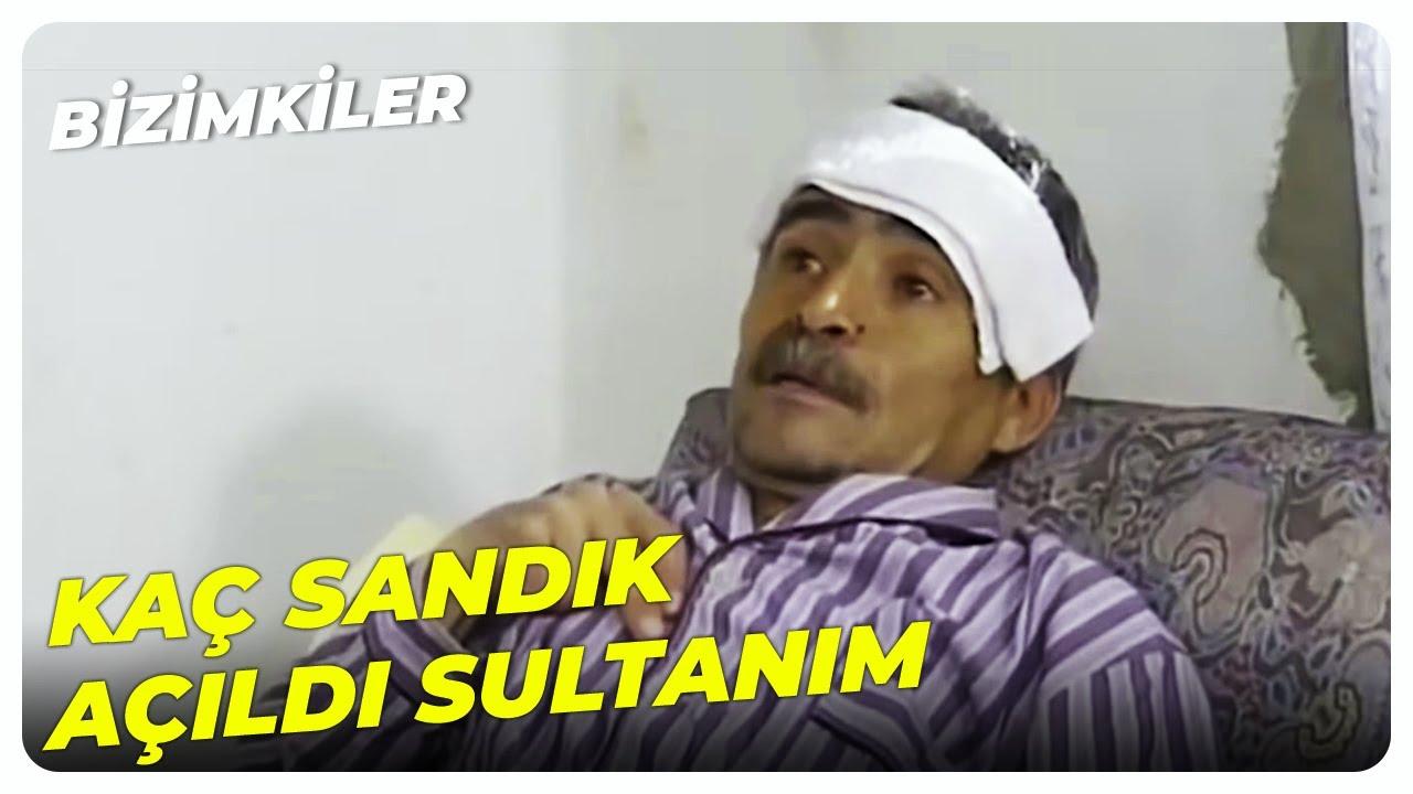 Halil Pazarlama Muhtar Olamayıp Çarpıldı - Bizimkiler 120.Bölüm