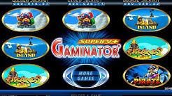 gaminator slots games