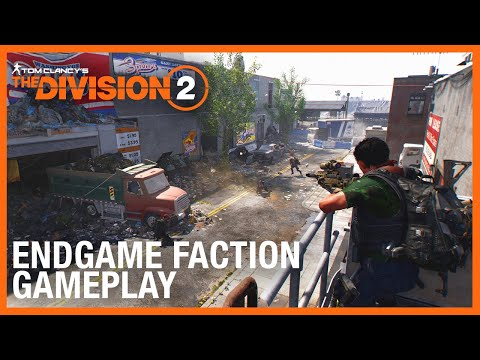 The Division 2: Fighting The Black Tusks | Endgame Faction Gameplay | Ubisoft [NA]