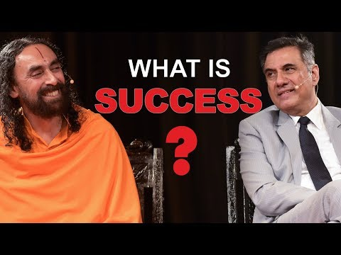 What is Success? | Swami Mukundananda and Boman Irani Explain Success