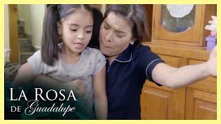 La Rosa de Guadalupe: Juanita le salva la vida a su nieta   Soñar no cuesta nada