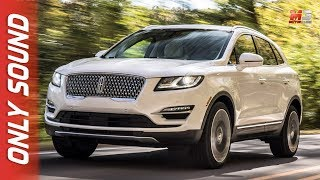 New lincoln mkc 2018 - first test drive only sound