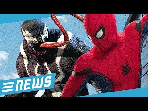 Spider-Man jetzt doch im Venom-Film? - FLIPPS News