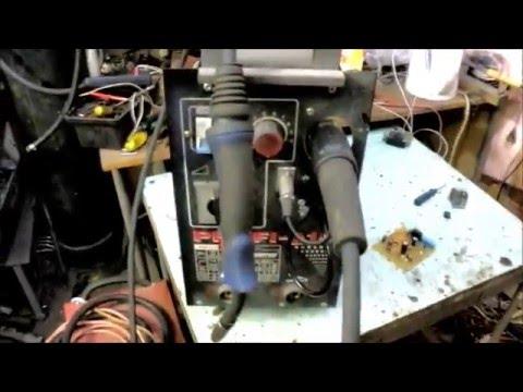 Ремонт сварочного полуавтомата Энергия PROFI - 215