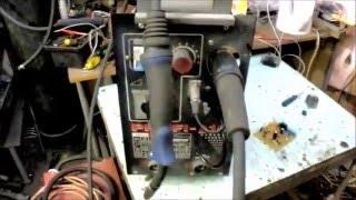 Ремонт сварочного полуавтомата Энергия PROFI - 215(Ремонт и модернизация схемы управления сварочного полуавтомата Энергия PROFI0215 , устранение некоторых