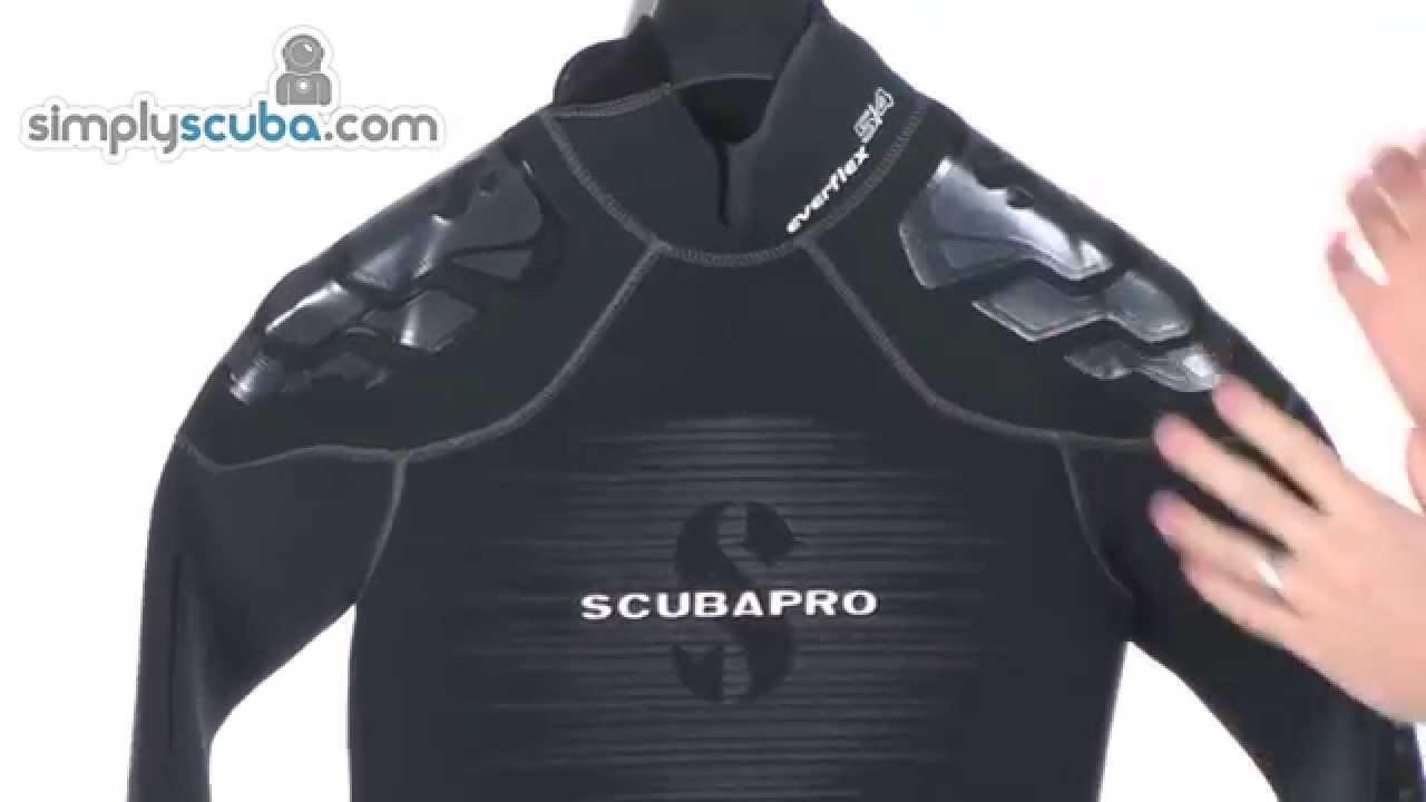 25bff6d636 Scubapro Everflex 5mm Wetsuit - www.simplyscuba.com - YouTube