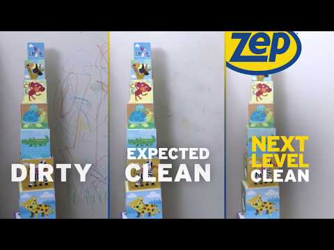 Zep Foaming Wall Cleaner for Painted Walls