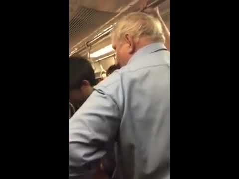 The Best Way To Fight With Teenager >> Man Picks Fight With Teenager On The Mrt