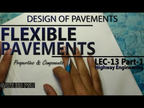 Design of Flexible Pavement | Lecture-13
