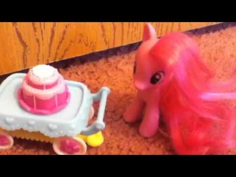 My little pony theme song with pony toys
