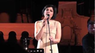 Jasmin Tabatabai - Ich weiss nicht zu wem ich gehöre - Live in Berlin (2/8)
