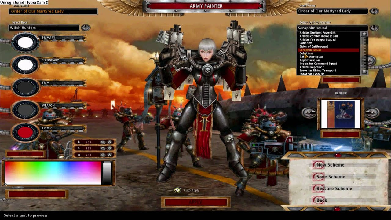 Warhammer 40,000: Dawn of War - Soulstorm GAME MOD ...