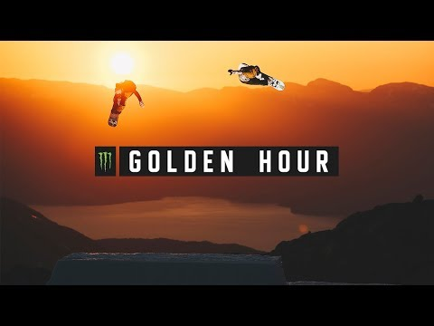 Golden Hour ft. Sage Kotsenburg, Halldór Helgason, Sven Thorgren & Ståle Sandbech