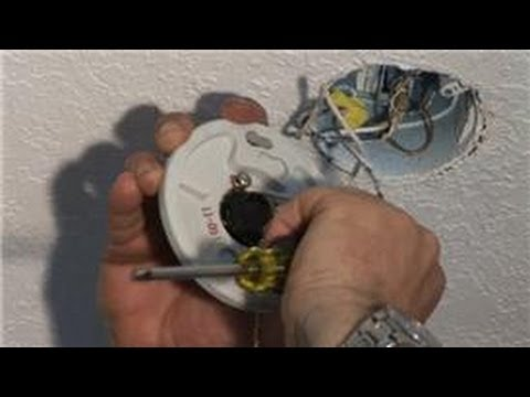 Lighting & Ceiling Fans : How Do I Repair a Lighting Fixture Outlet?