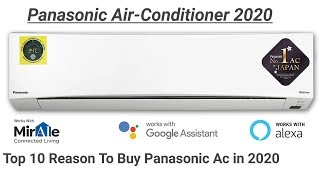 Panasonic Air-Conditioner 2020   Top 10 Reason To Buy Panasonic Ac in 2020   Ac Buying Guide In Hind