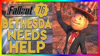 Fallout 76 - Bethesda Needs Our Help!