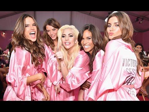 Victorias Secret Fashion Show 2016 in Paris  Its Showtime