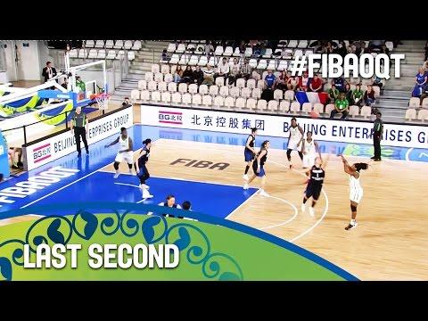 Kalu saves Nigeria in the last seconds! - 2016 FIBA Women