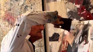 A la rencontre de... Francis Glénat, Artiste Peintre
